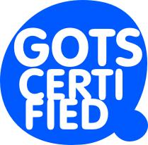 GOTS certified